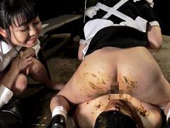 【独占配信】強制食糞収容所 神崎まゆみ 衣織