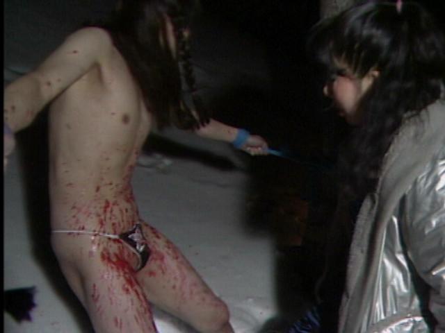 折檻 雪化粧