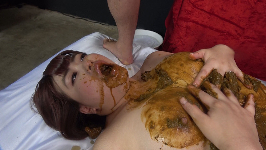 【独占配信】うんこを食べる人妻 寧々(27才)の画像5
