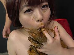 【独占配信】うんこを食べる人妻 寧々(27才)