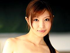 【エロ動画】全裸の教室 澪のエロ画像