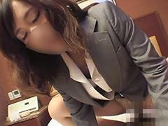 着衣フェチマニア個人撮影4 麻奈お姉様