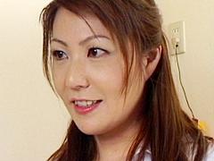 【エロ動画】熟女羞恥 星優奈のエロ画像