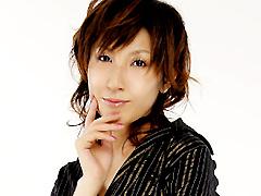 【エロ動画】Age37 白咲蓮 バツイチ 現役美容師のエロ画像
