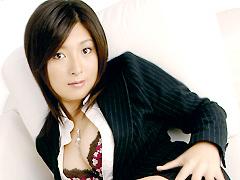 【エロ動画】Age29 安住涼子 独身 現役司書 vol.3のエロ画像