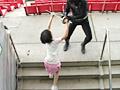 ヒロイン危機一髪Jr 美少女ソルジャーオーロラブルー 6