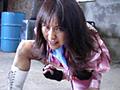 花田奈美扮するミライダーガールは単身ブラックシャド