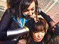 悪の組織、邪道羅は様々な女たちを拉致し、戦闘員に仕