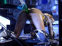 ヒロイン排泄地獄05