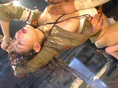 【エロ動画】女軍人2 女軍人奇譚 被虐美人将校のエロ画像