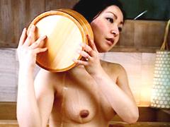 【エロ動画】人妻不倫ノ湯20 それぞれの事情 杉本はるか(39歳)のエロ画像