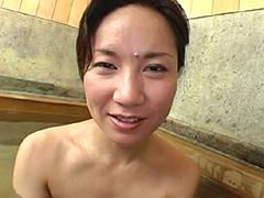 【エロ動画】人妻不倫ノ湯17 それぞれの事情 萩原亜紀(40歳)のエロ画像