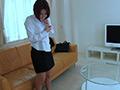 目上の女性の挑発パンチラ4のサンプル画像01