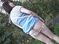 野外素人肛門見せ1のサンプル画像08