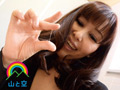 露出調教聖水レズビアン 森はるら×葵紫穂のサンプル画像03