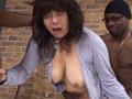 黒人に犯された日本人熟女たち 100人-7