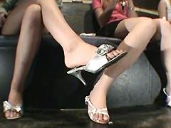 フェチ:演出の無い姦な脚2