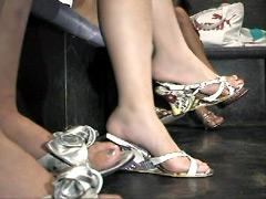 フェチ:演出の無い姦な脚13