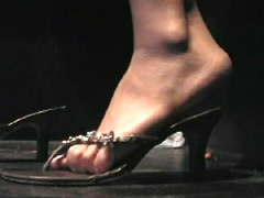 演出の無い姦な脚15