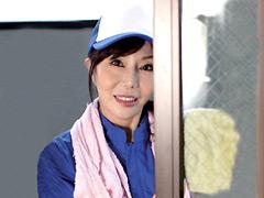 働く五十路のおばさん デカマラ大好き 富樫まり子