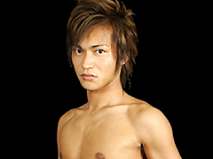 【ゲイ】イケメン和也とマジ後輩純の男同士の激しいアナルSEX