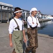 漁師の禁断SEX!潮風吹く港は俺らの盛り場!!