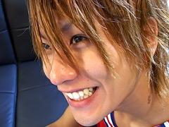 【キスのゲイbl動画】KOHICHI チアガールで先輩を全力エッチで応援しちゃう!