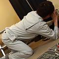 イケメン電気工事士が点検中に因縁をつけられ犯される!