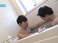 Costume×Athlete-龍とハルキの本気エロ水着SEX-のサムネイルエロ画像No.3