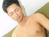 引き締まったスジ筋がエロい!!ケンの初撮りオナニー 【DUGA】