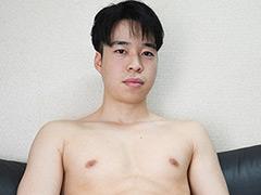 ソフトマッチョ大学生【じょう】初撮りオナニー