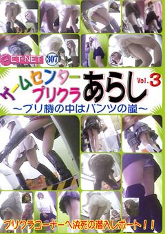 ゲームセンター プリクラ あらし Vol.3