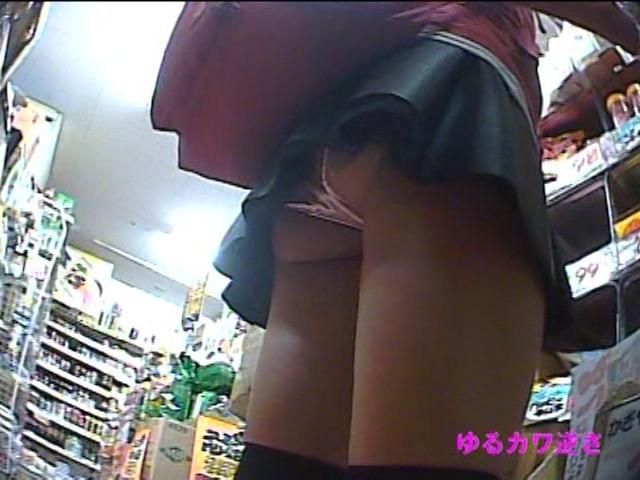 買い物女子ヌキうちパンチラチェック! Vol.5 画像 10