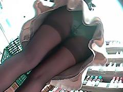 パンチラ:必殺!!靴カメローアングルパラダイス Vol.7