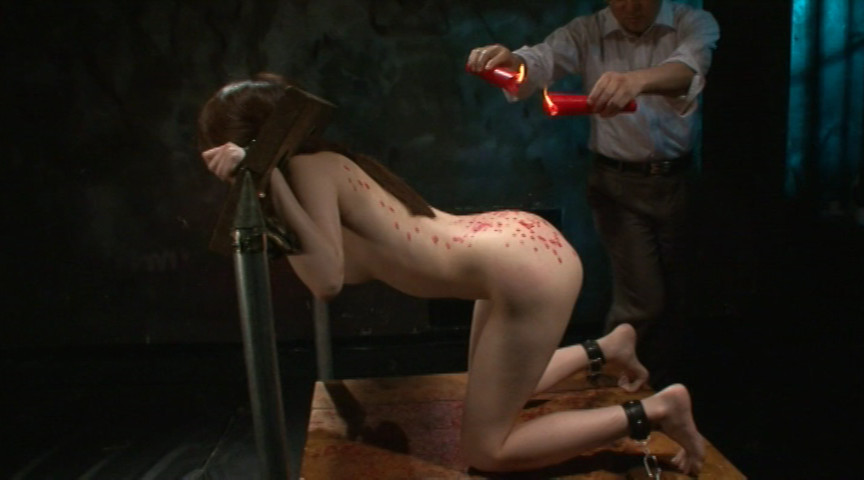 『聖女牝儀式2 島崎麻友』サンプル画像 0007