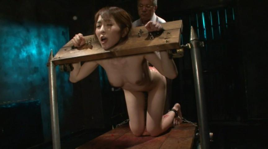 『聖女牝儀式2 島崎麻友』サンプル画像 0008