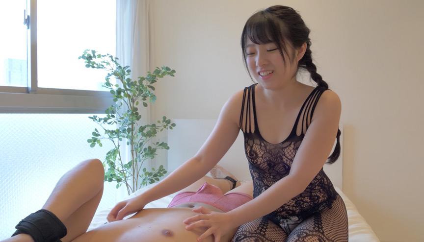 ミニマム人気女優 平 花ちゃんのゆび筆くすぐり地獄! 画像 10