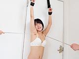 人気女優 天希ユリナちゃんのくすぐり動画!
