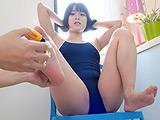 天希ユリナちゃんの脇~乳首~股関節くすぐり動画! 【DUGA】