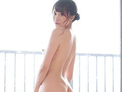 極上美女 桐山結羽ちゃんの超綺麗なアナルフェチ動画!