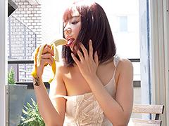 フェチ:大人気女優 浜崎真緒チャンの舌ベロ動画&オナニー!