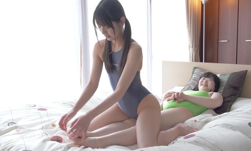 あおいれなチャンのレズくすぐり!あおいれな→檸檬.