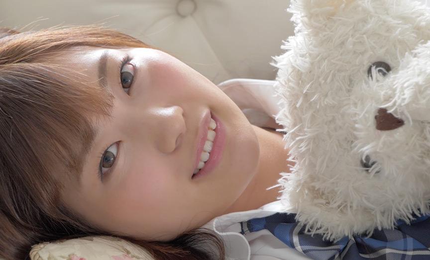 人気女優の美谷朱里ちゃんの濡れフェチオナニー!サムネイル03