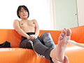 人気女優 天希ユリナちゃんの足裏くすぐり!!-0