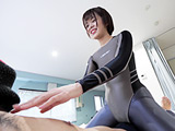 人気女優 星咲凛ちゃんのM男くすぐり地獄!