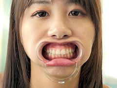 口腔:愛里るいちゃんの歯・のどちんこ・舌ベロフェチ!