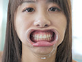 愛里るいちゃんの歯・のどちんこ・舌ベロフェチ!-2