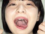 人気モデル 涼乃ひよりチャンの口内・歯・舌ベロ作品!