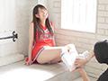 大人気女優 あおいれな足裏&乳首くすぐり!のサムネイルエロ画像No.3