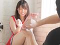 大人気女優 あおいれな足裏&乳首くすぐり!のサムネイルエロ画像No.7